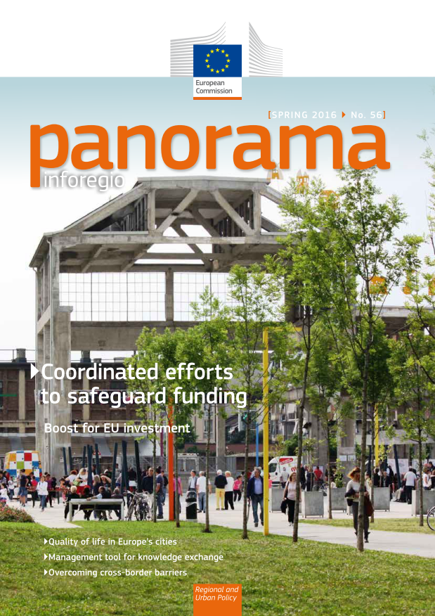 Panorama DG REGIO_front page