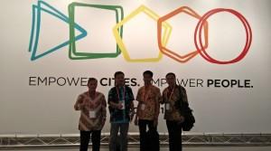 Attending Expo SMART CITIES WORLD EXPO CONGRESS